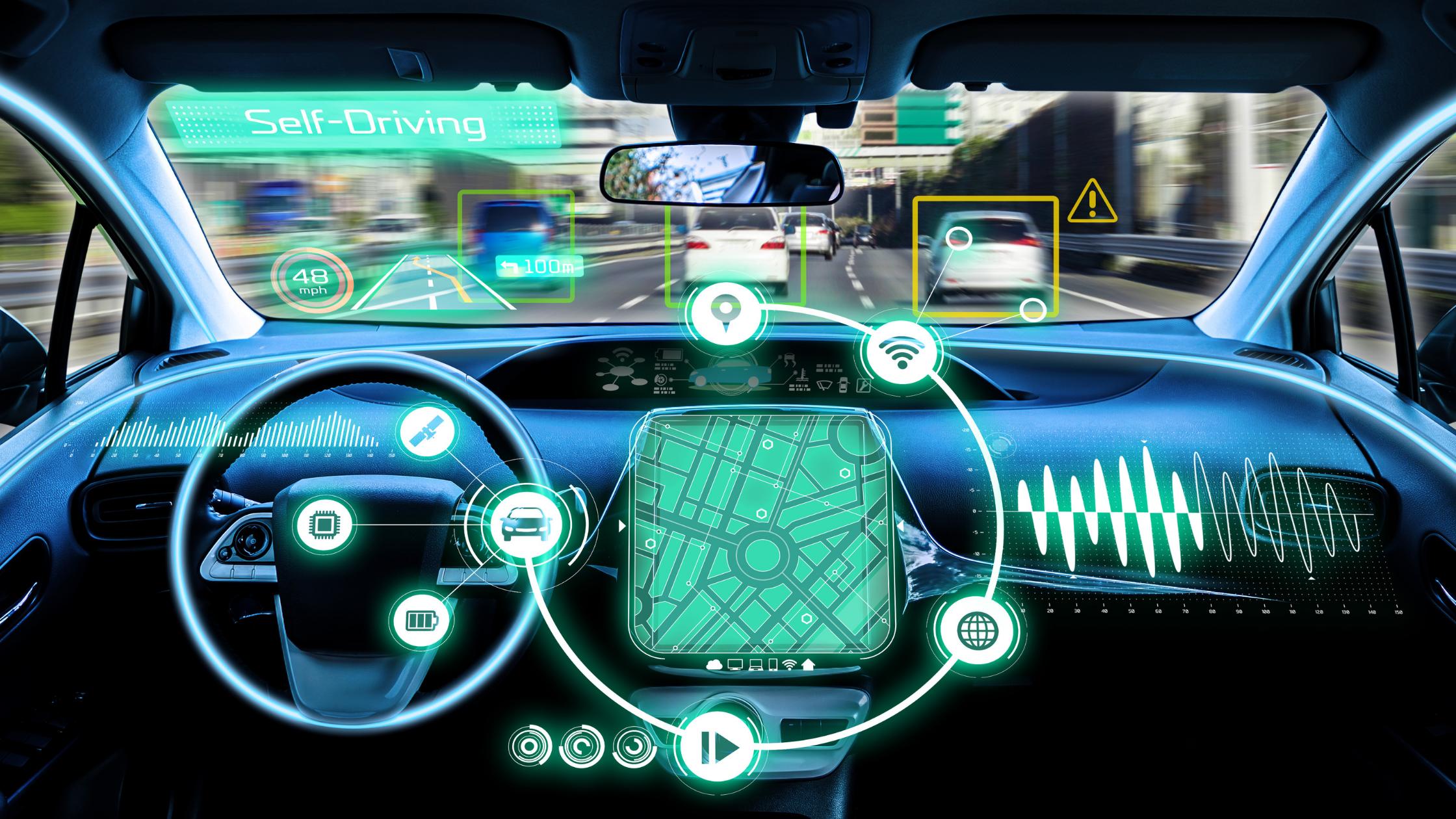 self-driving car companies 2