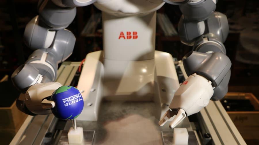 ABB Robotics - Index Investment Commentary