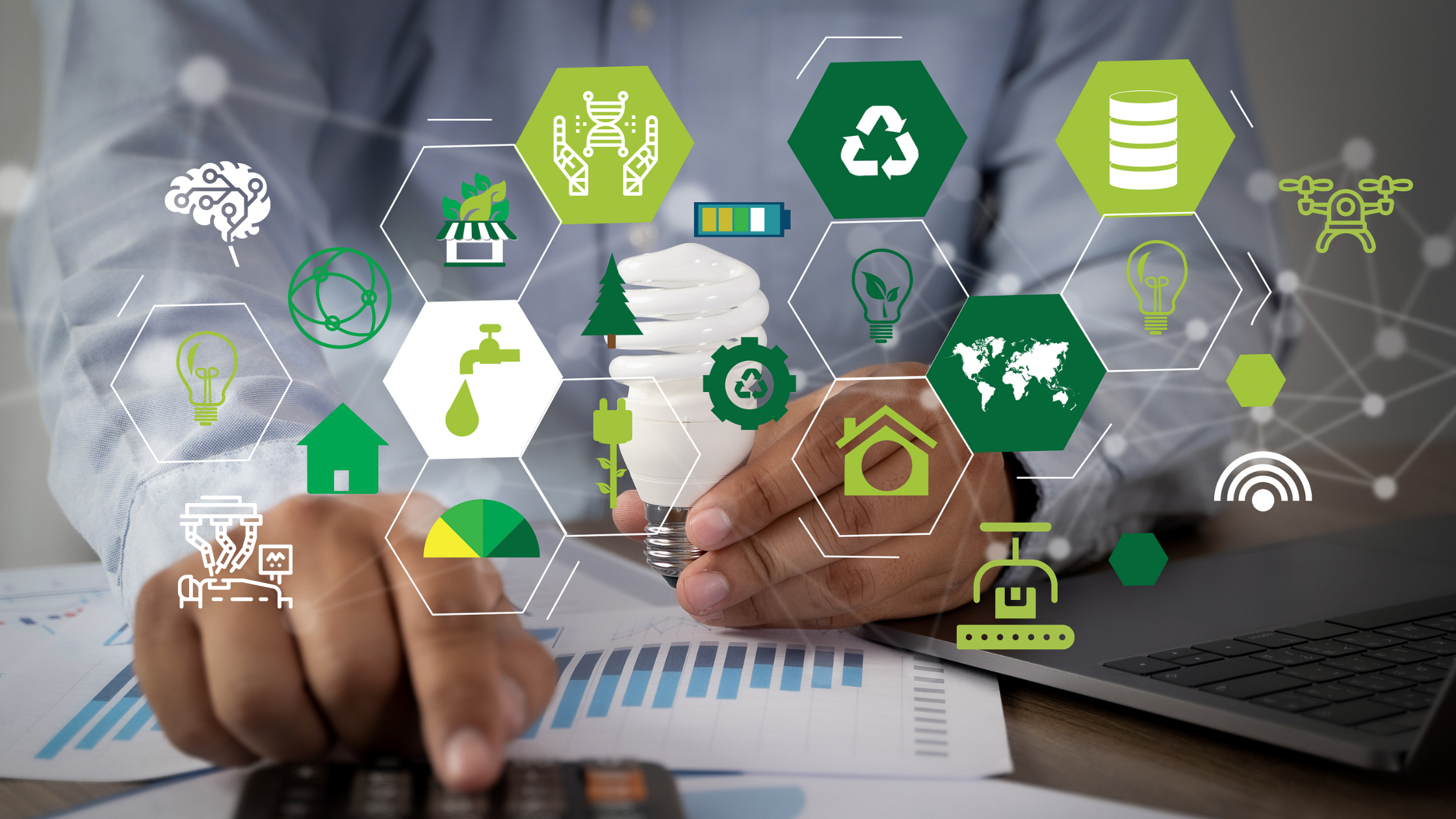 Investing in Sustainable Innovation: ESG Across Disruptive Tech