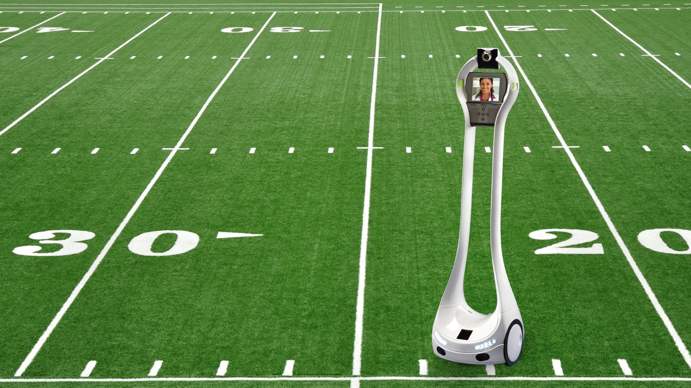 Telemedicine: Bringing Digital Doctors to the Football Field