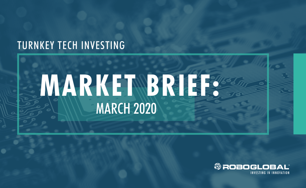 Turnkey Tech Investing: March 2020 Market Brief