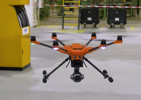 Drones are taking flight indoors. Are you ready?