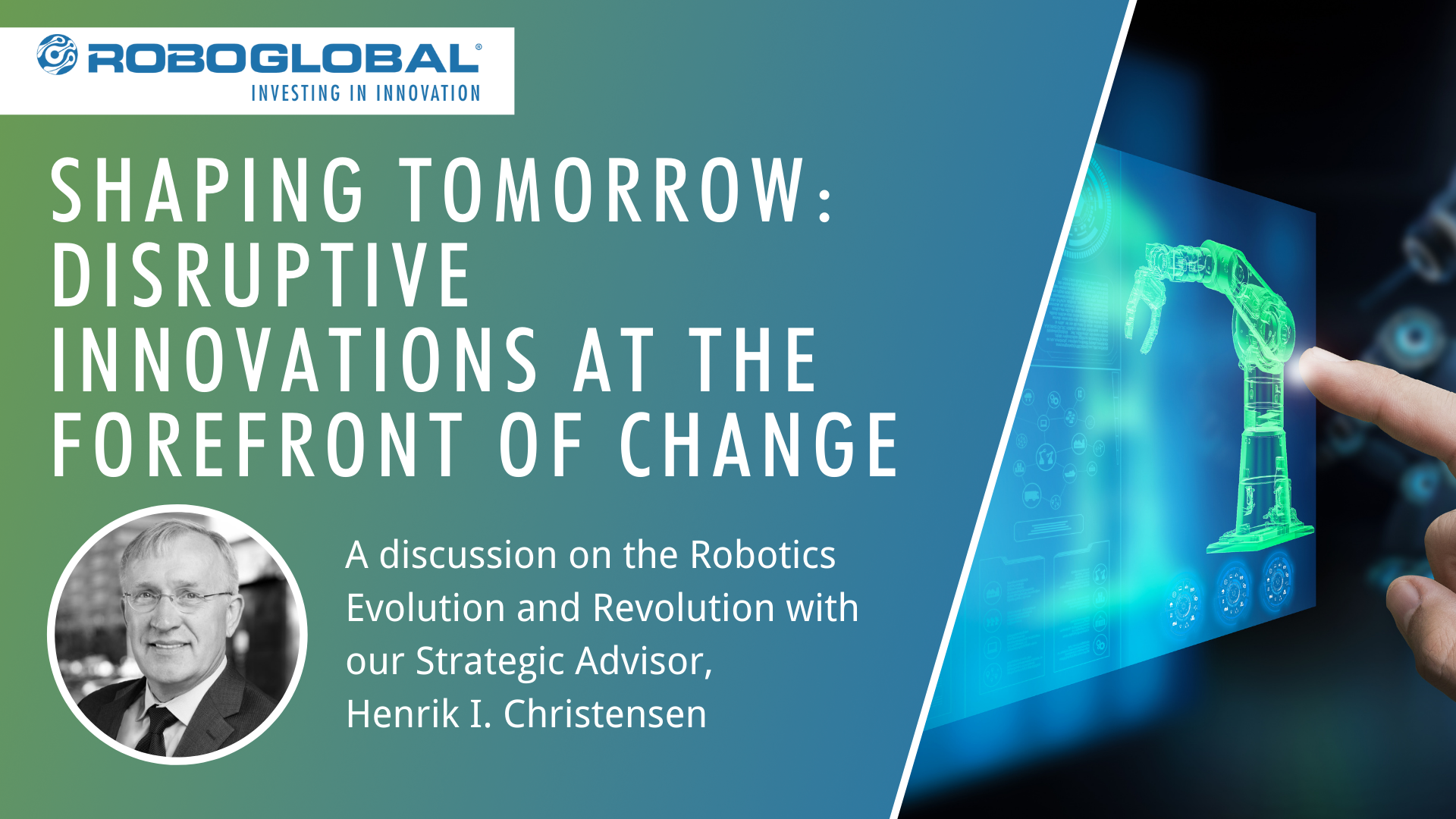 Shaping Tomorrow: Disruptive Innovations at the Forefront of Change