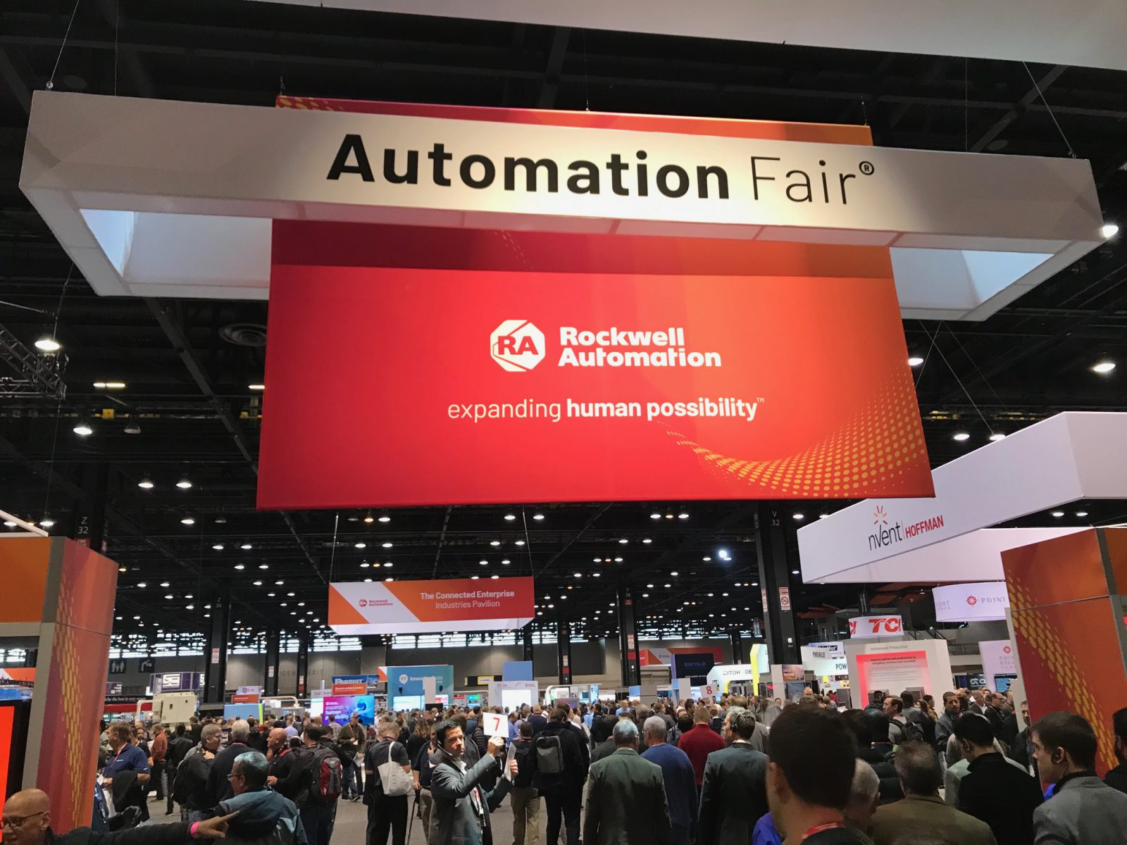 At Rockwell Automation, all eyes are on innovation and growth