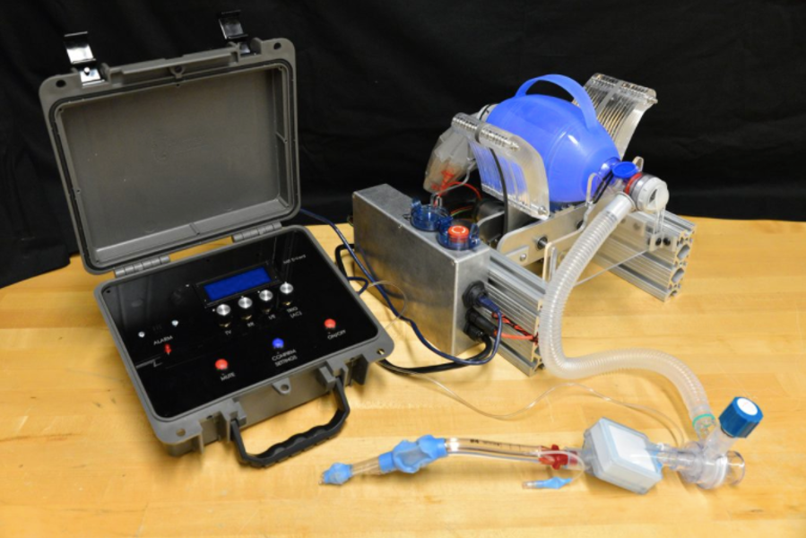MIT's Emergency Ventilation Project: Addressing the global ventilator shortage during COVID