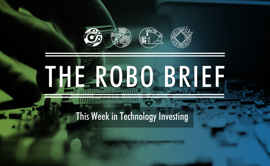 ROBO Brief: 3D Systems Soars, M&A Mania in AI & Innovation in Medical Manufacturing