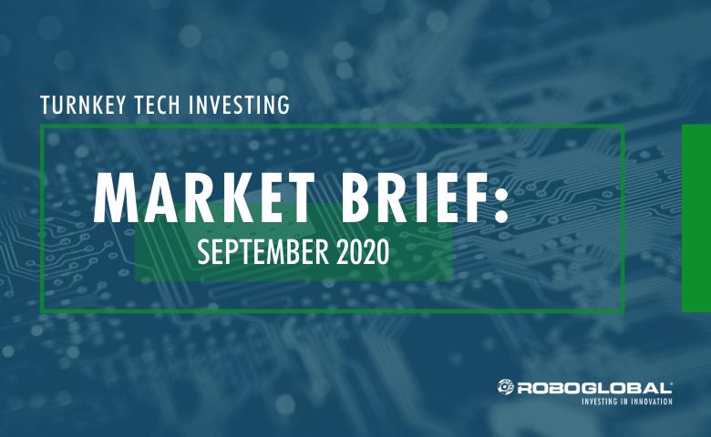 Turnkey Tech Investing: September 2020 Market Brief