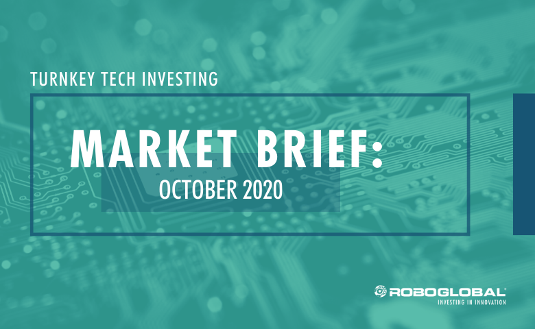 Turnkey Tech Investing: October 2020 Market Brief