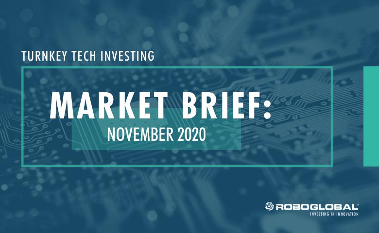 Turnkey Tech Investing: November 2020 Market Brief