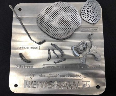 Renishaw is manufacturing the future of 3D Printing