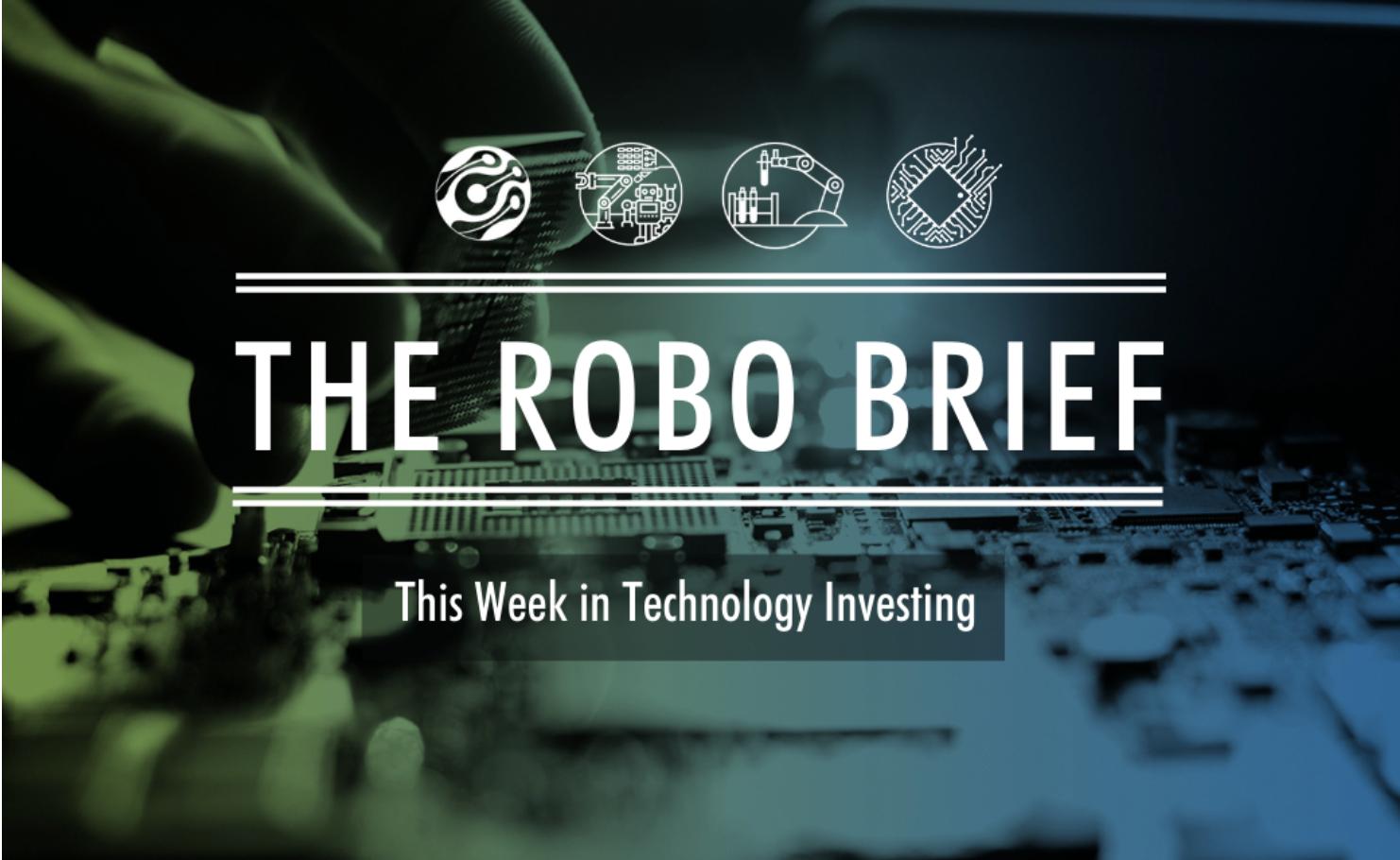 ROBO Brief: 3 Tech Companies Exceeding Investor Expectations