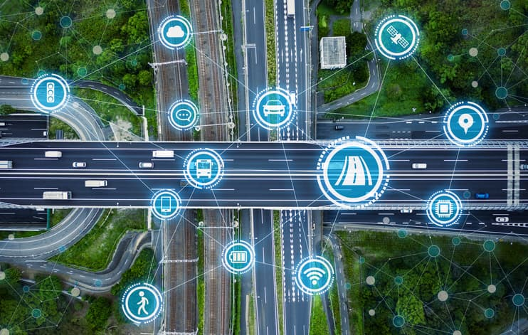AI is hitting the road—and not only in self-driving cars