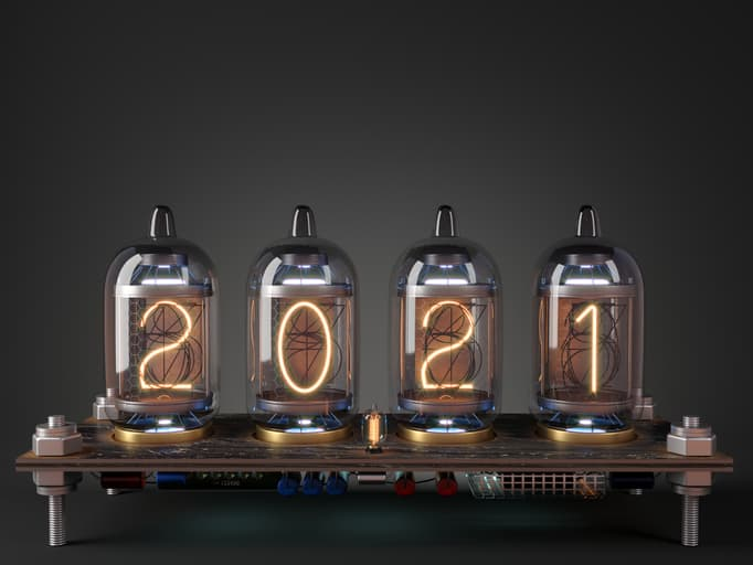 Robotics and AI Trends: The 2021 Edition