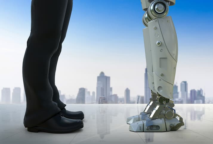 AI in the Workplace: Say hello to your newest co-workers