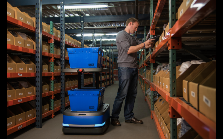Shopify & 6 River: Game-Changing M&A in Warehouse Automation