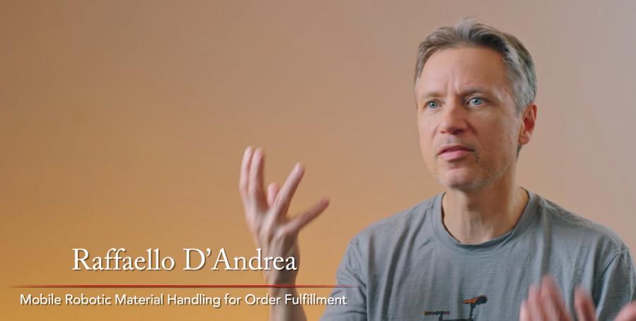 Raffaello D'Andrea: Delivering on the Power of Invention