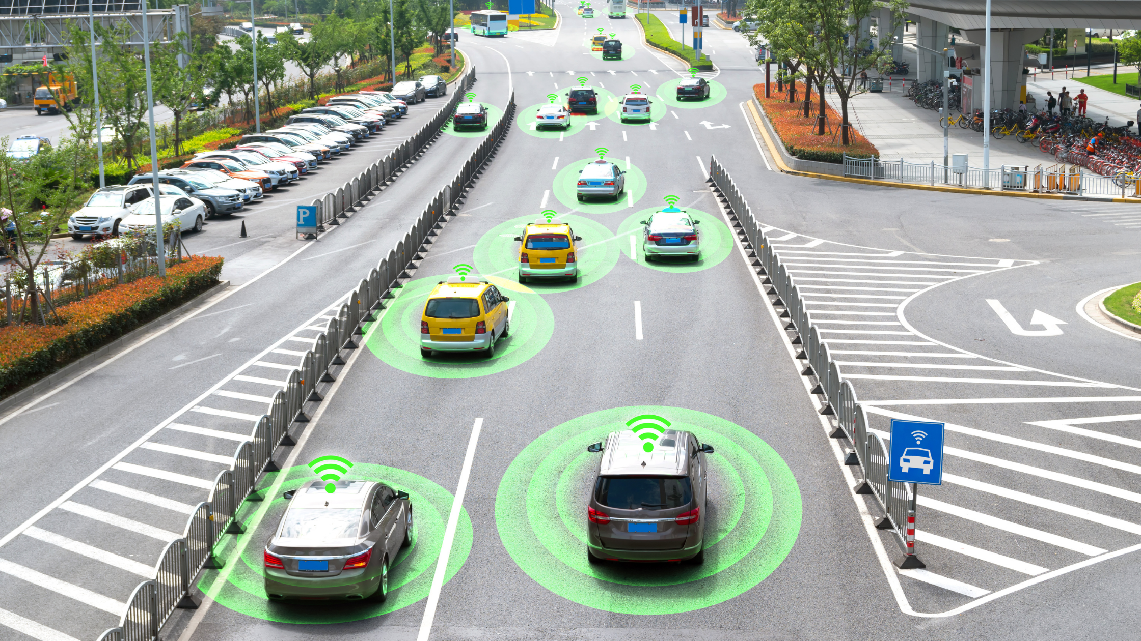 The How & Why of Investing in Self-Driving Vehicles