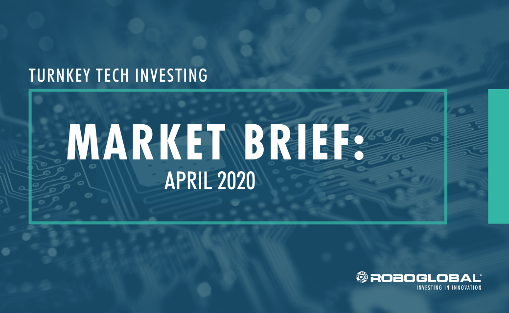 Turnkey Tech Investing: April 2020 Market Brief